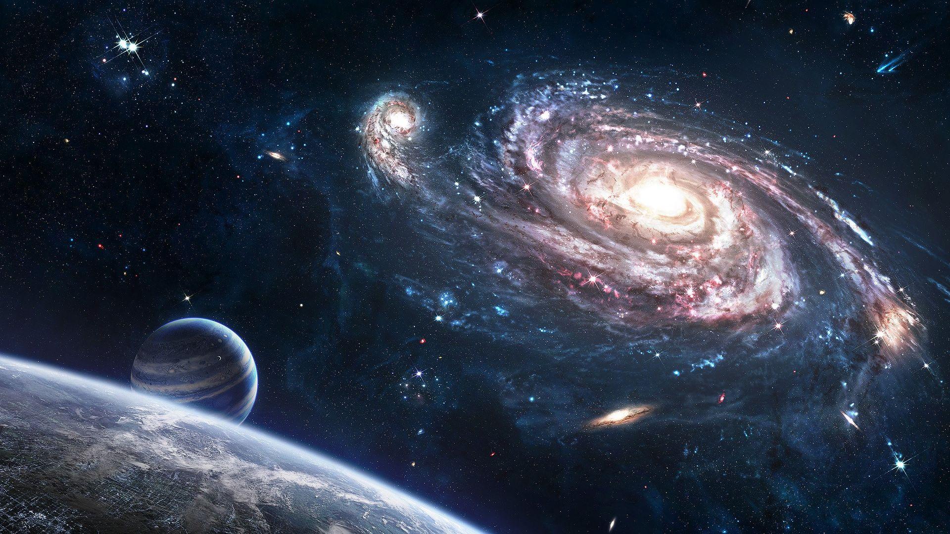 O ρόλος της χημείας στη δομή του Σύμπαντος